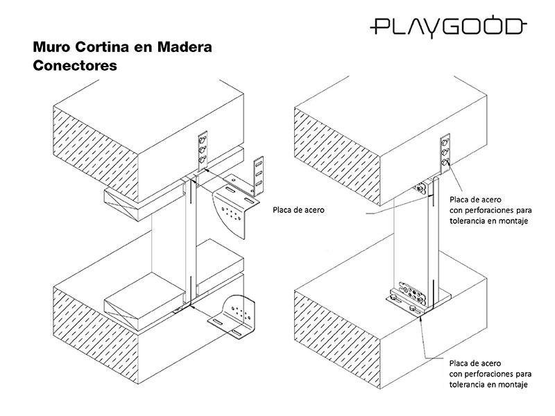 MURO CORTINA | Playgood